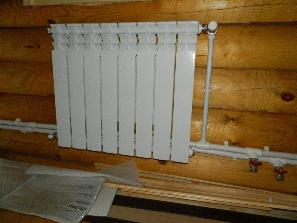Отопление в гараже из полипропиленовых труб своими руками 4